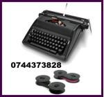 Role banda Nylon masini de scris negre si bicolore.