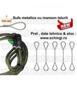 Dispozitive cablu ridicare cu mansoane