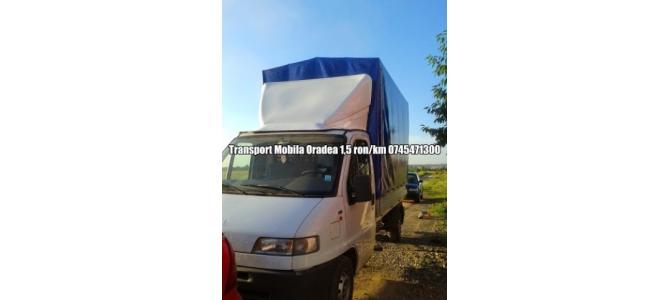 Transport Mobila Marfa Mutari