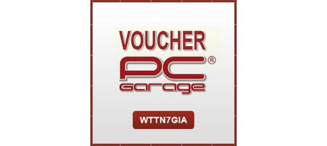OFER CUPON / VOUCHER DE REDUCERE PC GARAGE 2018/2019: WTTN7GIA
