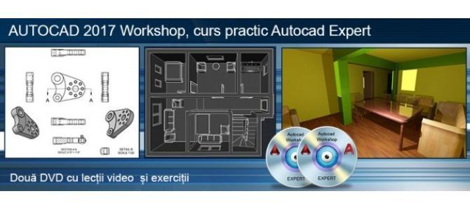 Curs Autocad 2017 Workshop Expert