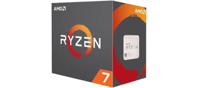 Vand procesor AMD RYZEN 5 1600 cu 12 threaduri