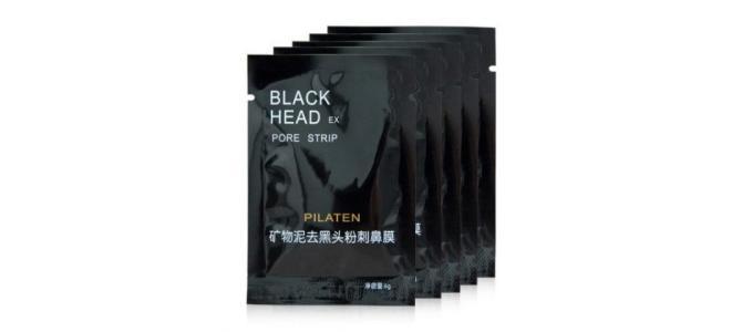 Masca neagra / Black mask puncte negre