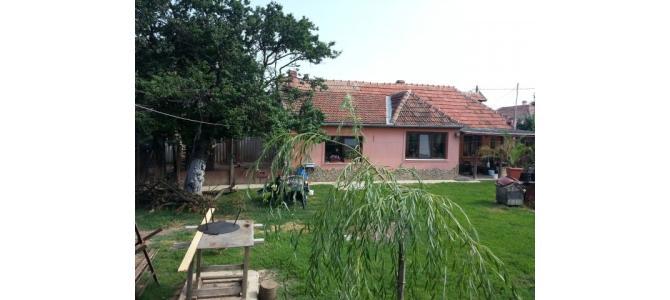 Vand casa cu teren in Biharia(zona linistita) 1170mp