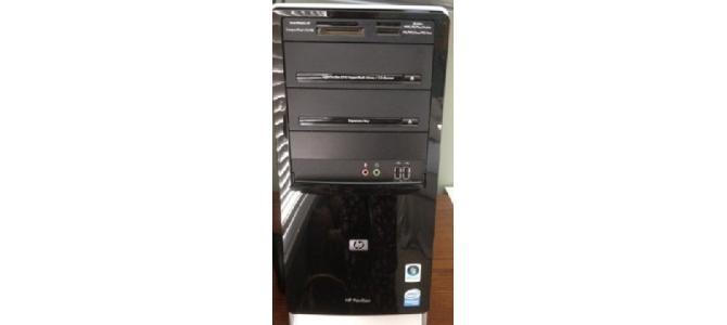 Unitate HP,Triple-Core,AMD Phenom 8450e,la 2,10 GHz