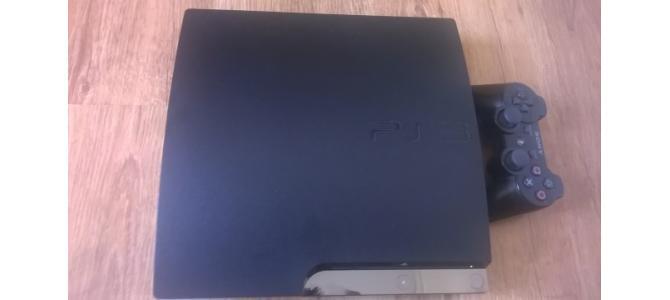 Vand PS3 Slim 500 GB Modat in stare foarte buna