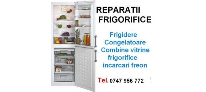 Reparatii frigidere congelatoare