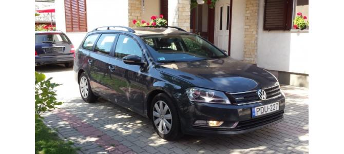 VW Passat 1.6TDI Bluemotion Navi