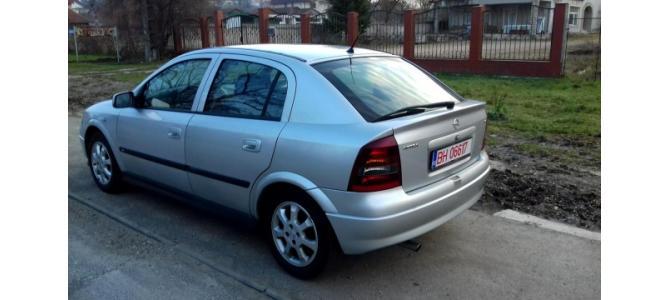 Opel Astra G  An 2003  EURO 4