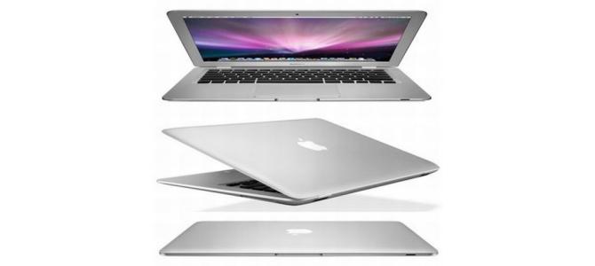 MacBook Air 1,1(A 1237)