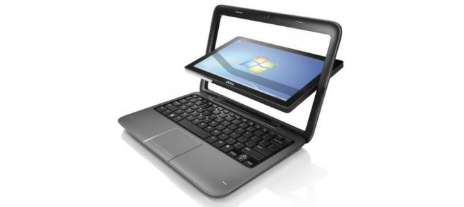 Dell Inspiron Duo 1090 cu touchscreen