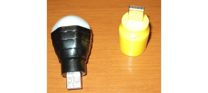 Lampa led USB