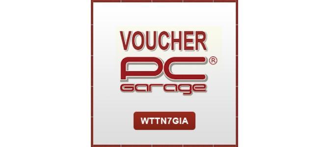 OFER VOUCHER DE REDUCERE PC GARAGE 2018: WTTN7GIA