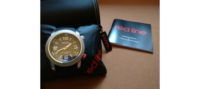 Ceas Red Line, cutie, garantie internationala