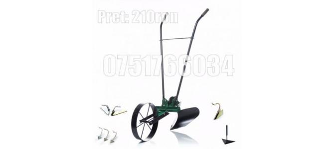 Prasitoare Prasitor Plug Brici Sapa Cultivator Manual 5 in 1