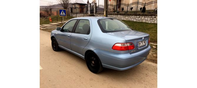 Vand Fiat Albea An 2007 INMATRICULAT in RO