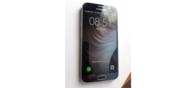 Samsung S6 blue 595ron