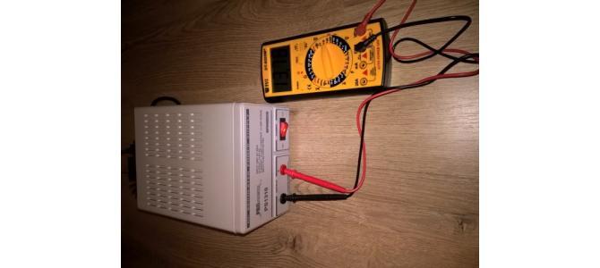 Sursa liniara noua PRO POWER PS1310 13,8V/10A/Pret 150 lei neg