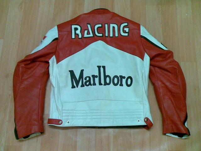Vand Geaca Piele Marlboro Motor Racing 6922844 Oradeahub