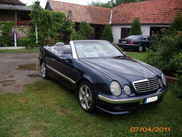 vand mercedes clk 200 kompresor 200 cp 5000 euro 6848593 oradeahub. Black Bedroom Furniture Sets. Home Design Ideas