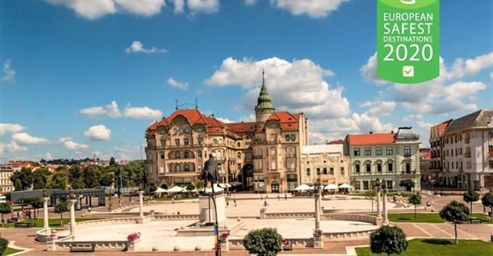 Oradea, in topul celor mai sigure destinatii europene
