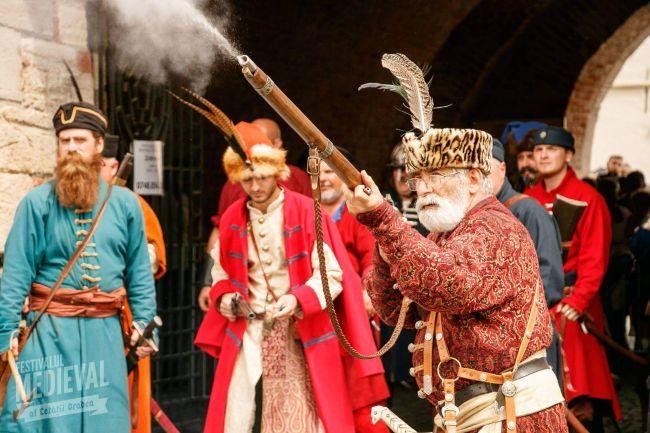 Festivalul Medieval Oradea, 4 - 7 iulie 2019