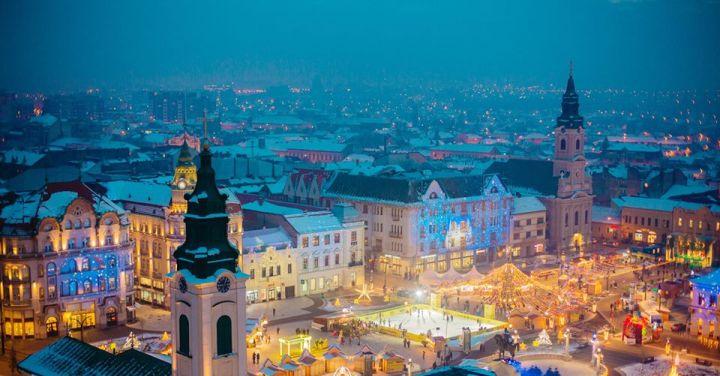 Târgul de Crăciun Oradea 2019 se ține între 29 noiembrie – 26 decembrie